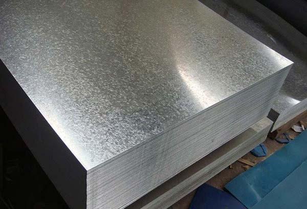 Chapas de aço: fabricação
