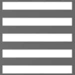 Chapa Perfurada com Furos Retangulares